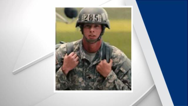 Army Spc. Matthew S. Roland