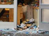 Damage in Charlotte