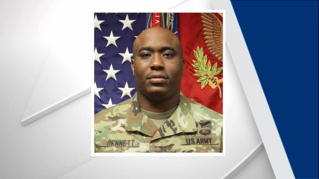 1st Sgt. Lafonte Bennett