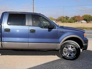 Officials are searching for a truck that resembles this pick-up. This is not the suspect vehicle, and it is shown for reference purposes only.