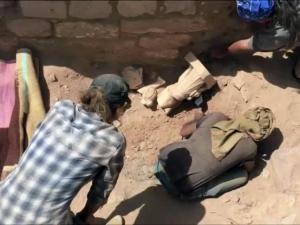 NCSU, ECU students turn up marble marvels on ancient Jordan dig