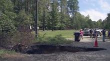 Burlington sinkhole