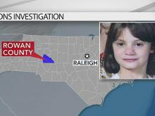 Remains of Erica Parsons found near Rowan County