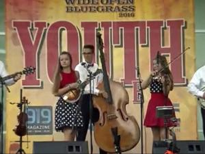 Wide Open Bluegrass Festival underway in Raleigh