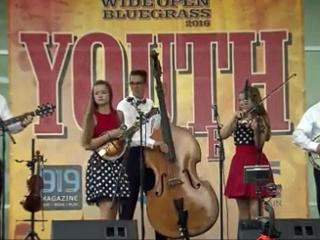 Wide Open Bluegrass Festival underway in Raleigh