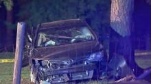 IMAGE: 1 killed, several injured in Zebulon crash