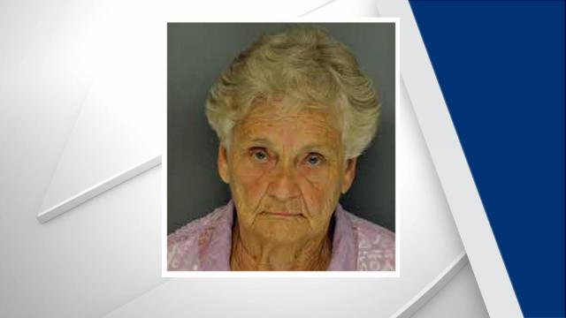 Margaret Francis Kellis, of 676 Sand Pit Road, was charged with one count of felony murder and one count of felony forgery and uttering. She was being held in the Moore County Detention Center without bond.
