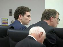 Chandler Kania in court