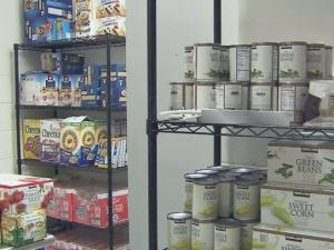 New food pantries opening in five Wake County high schools this month will make sure students aren't hungry during non-school hours.