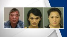 Apex massage parlor arrests