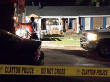 Evidence of meth lab found inside Clayton home