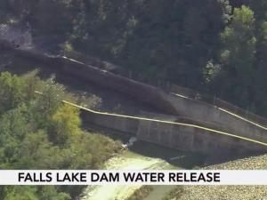 Army plans release of water from Falls Lake as Matthew recovery continues