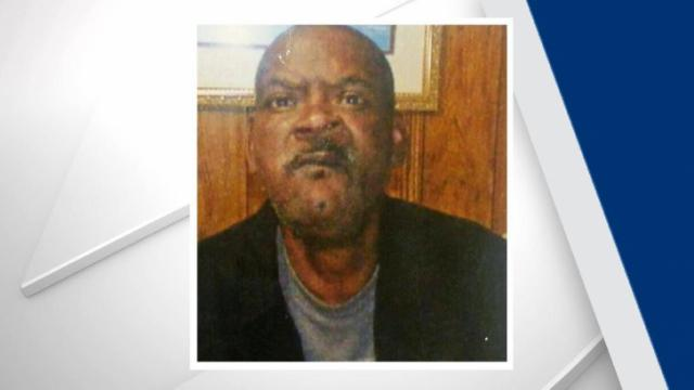 Joe Lee Carver, 62, was last seen at 1308 Lane Street in Raleigh. Authorities said he was wearing a dark navy blue coat, beige pants and white shoes.