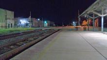 IMAGES: Pedestrian dies after being hit by Amtrak train in Wilson