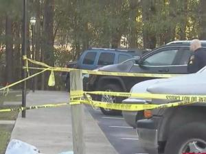 Two people were taken to WakeMed early Sunday after a shooting in Garner, authorities said.