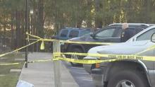 IMAGES: Man fatally shot, woman stabbed in Garner incident