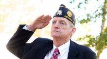 IMAGES: Celebration honors veterans in Benson