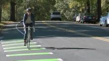 IMAGE: Officials continue to  improve safety for Durham cyclists