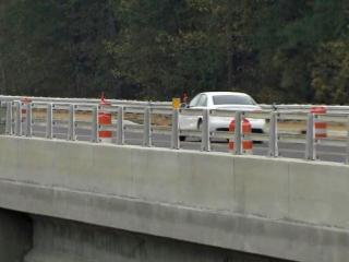 Rogers Road Bridge in Wake Forest re-opened