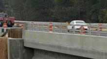 IMAGE: Rogers Road Bridge in Wake Forest reopens to traffic