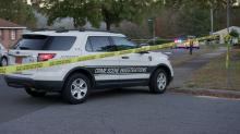 IMAGES: One dead, one injured in Durham shooting