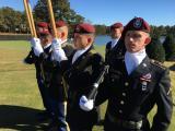 Fuquay-Varina Veterans Day 2016