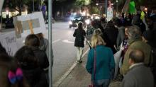 IMAGES: 'Post-election solidarity,' protests in Raleigh Friday