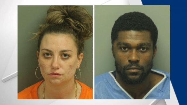 Police arrested Darius Dontae Mccalston, 28, and Cassandra Marie Duplanti, 23.