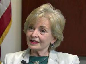 State Superintendent June Atkinson speaks with WRAL on Nov. 14, 2016.