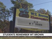 Students in Cumberland County remember the impact of WT Brown