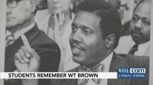 IMAGES: Students, staff remember impact of W.T. Brown on education in Cumberland County