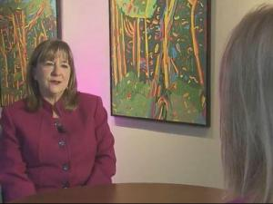 Pam Kohl, executive director of Triangle Susan G. Komen, fights breast cancer again
