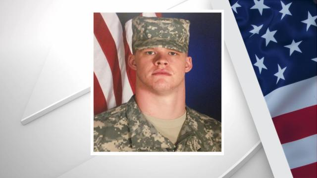 Pfc. David Winchester, of Adamsville, Ala., was found dead Wednesday. The U.S. Army Criminal Investigation Command is investigating his death.