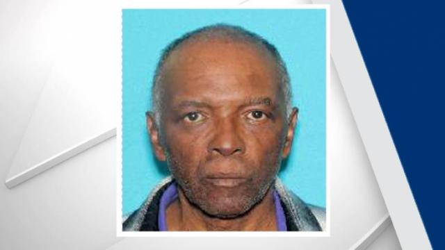 Harold Edmund Carney, 65, was last seen at 4805 Green Wing Road. Authorities said he was wearing a red sleeved pullover and plaid blue button shirt with blue jeans and black shoes.