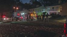 IMAGES: 1 confirmed dead in Raleigh apartment fire