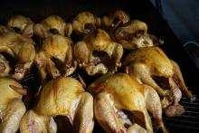 Durham Rescue Mission preps 75 turkeys, barbecue for annual Thanksgiving meal