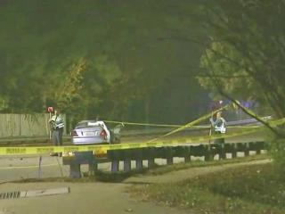 One person was killed and another was injured following a three car wreck Thursday evening in Raleigh.