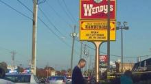 IMAGE: Man dead, two injured after shooting at Wendy's restaurant in Fayetteville