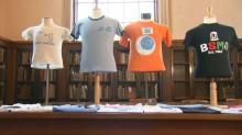 IMAGES: T-shirts tell history of UNC