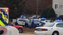 IMAGES: Investigation begins after officer, suspect injured in Raleigh shooting