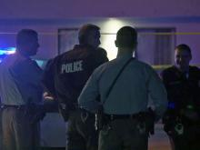 Raleigh police said two people were killed in a shooting Friday morning at a hotel near Crabtree Valley Mall.