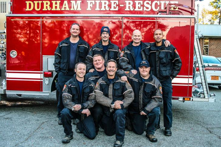 Durham Firefighters Fight Western Nc Wildfires Wral Com