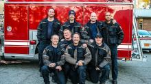Durham firefighters fight western NC wildfires