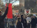 Triangle grassroots organizations hold 'Rally Against Hate'