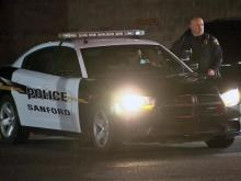 Two people were injured when shots were fired during the Sanford Christmas Parade Monday night.