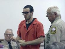Eric Campbell in court