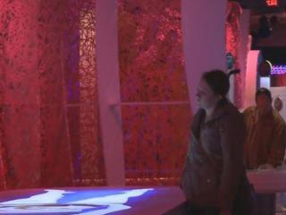 "A visual and interactive exhibit at the North Carolina Museum of Natural Science, ""The Secret World Inside You,"" shares the story of microscopic organisms in a larger than life way."
