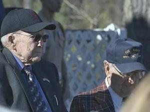 New stone honors WWII vets from Eastover community