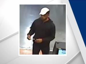 Morrisville police search for man wanted in Walmart bank robbery