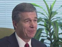On the Record: Gov.-elect Roy Cooper discusses transition